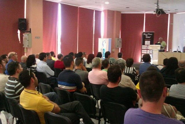 Οι φορείς στήριξαν έμπρακτα την ημερίδα της Κοζάνης