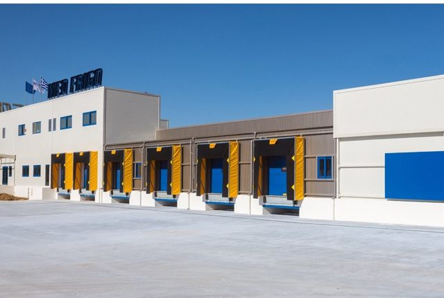 MED FRIGO/CARGOMED: Ξεκίνησε η λειτουργία του νέου σύγχρονου Logistics Center στην Ηγουμενίτσα