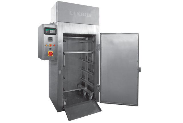 ΛΑΚΙΔΗΣ ΑΒΕΕ: Ανοξείδωτος αυτόματος θάλαμος FRC-900 για αλλαντοποιεία & κρεοπωλεία
