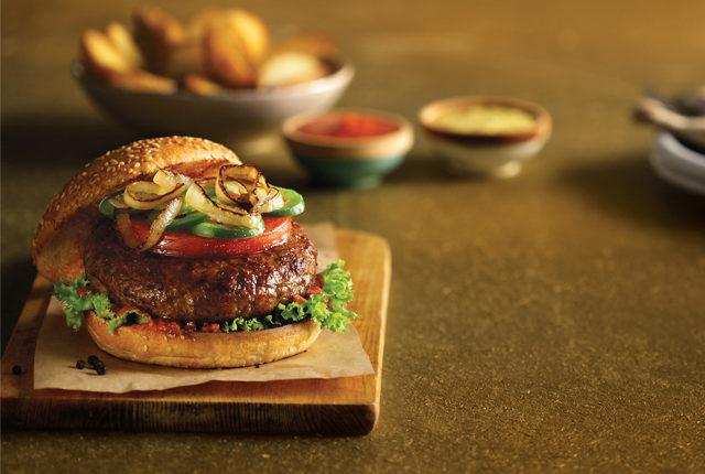 ΚΑΣΙΔΗΣ ΑΕ: Γευστικό Burger από 100% μοσχαρίσιο κρέας νεαρής ηλικίας