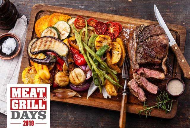 Η αγορά κρέατος συναντά τη μαζική εστίαση το Νοέμβριο στην έκθεση  MEAT & GRILL DAYS