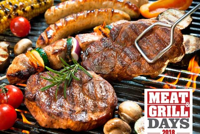 MEAT & GRILL DAYS: Αυξημένο ενδιαφέρον από σημαντικές εταιρείες των κλάδων κρέατος & εστίαση