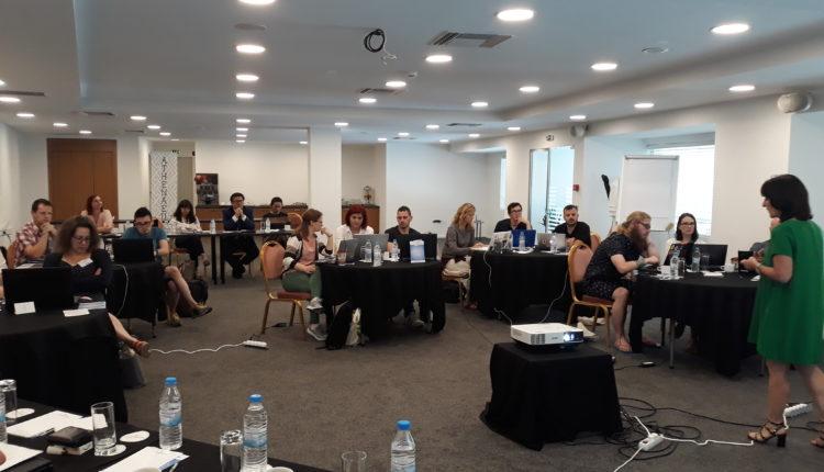 Ο ΕΦΕΤ διοργανώνει το εκπαιδευτικό πρόγραμμα EU-FORA από 11 έως και 15 Ιουνίου