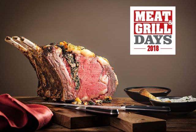 Η 6η έκθεση «MEAT & GRILL DAYS 2018» διαμορφώνει τις νέες τάσεις στο κρέας