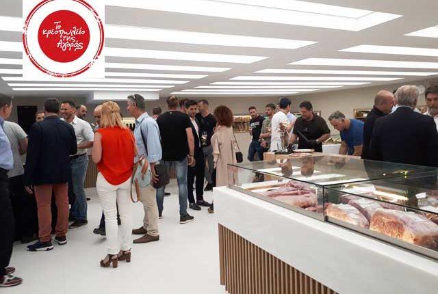 Το 2ο Κρεοπωλείο της Αγοράς άνοιξε στο Παλαιό Φάληρο
