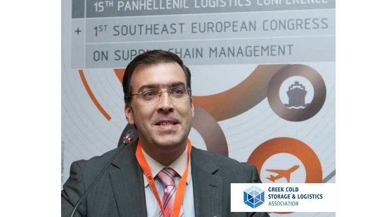 Δ. Γρηγορόπουλος: «Ο κλάδος της ψυχρής εφοδιαστικής αλυσίδας αντιπροσωπεύει τη διασφάλιση της ποιότητας των προϊόντων»