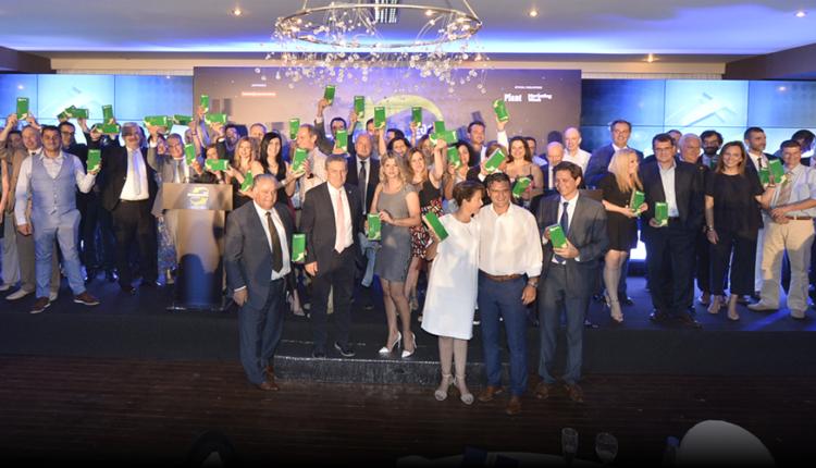H «Πίνδος» και η «Απόστολος Παπαδόπουλος Meat Company» διακρίθηκαν στα Environmental Awards 2018