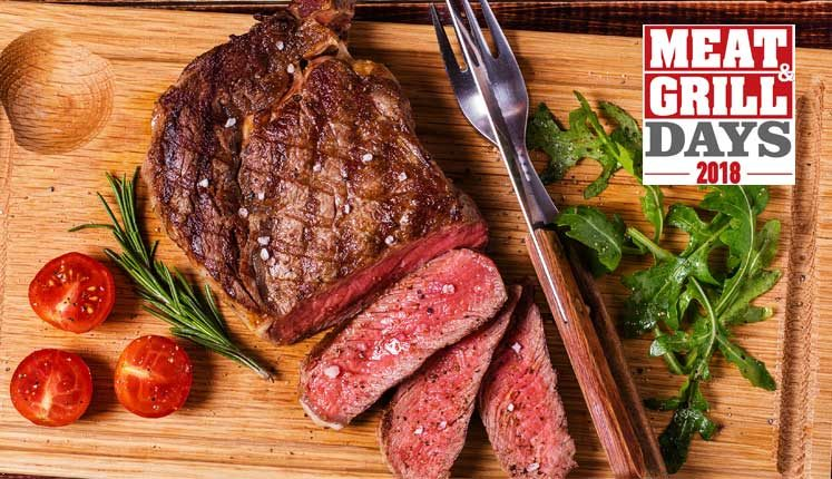 Τις νέες τάσεις στο κρέας διαμορφώνει η 6η διεθνής έκθεση MEAT & GRILL DAYS 2018