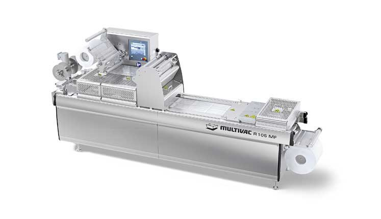 Η MULTIVAC συνεχίζει την πρωτοπορία της και βελτιώνει τη συσκευασία skin σε κενό αέρος