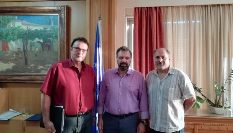 Σε φιλικό κλίμα πραγματοποιήθηκε η πρώτη συνάντηση της ΠΟΚΚ  με το νέο Υπουργό κ. Αραχωβίτη