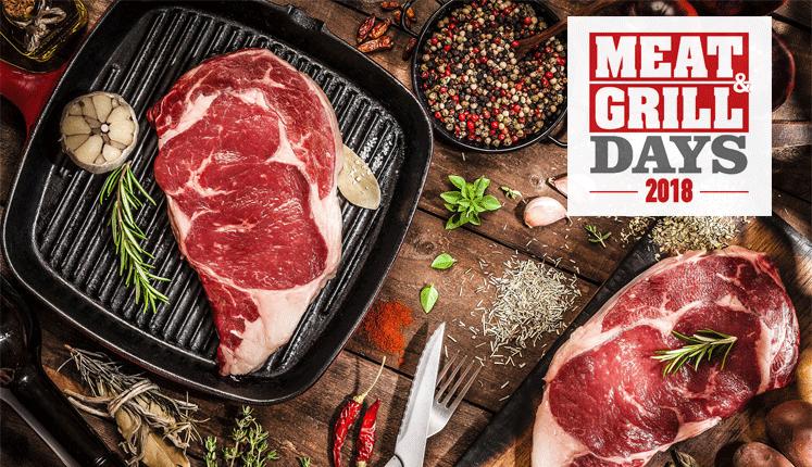 Η 6η MEAT & GRILL DAYS υποδέχεται σε λίγες μέρες  όλο τον κόσμο των κλάδων κρέατος & μαζικής εστίασης