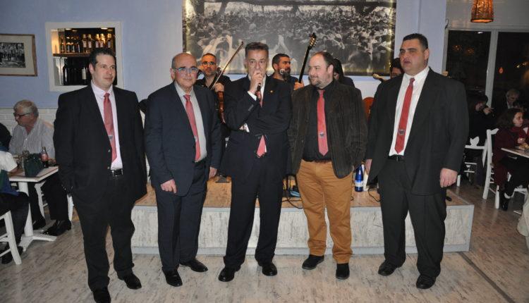 Με μεγάλη επιτυχία πραγματοποιήθηκε ο ετήσιος χορός της Ένωσης Κρεοπωλών Αθηνών-Αττικής οι «Ταξιάρχες»