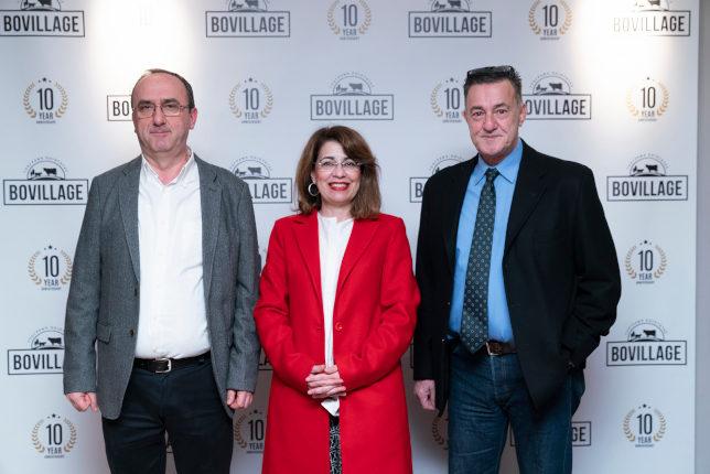 Η Bovillage γιόρτασε τα 10 χρόνια της με ένα μεγάλο πάρτι