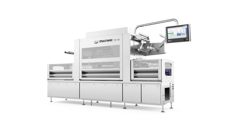 Η MULTIVAC επεκτείνει το χαρτοφυλάκιο της με την νέα σειρά μηχανών συσκευασίας σε προδιαμορφωμένους περιέκτες (traysealer) X-line