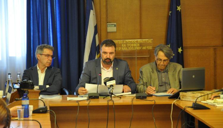 """Σταύρος Αραχωβίτης: Στόχος και αταλάντευτη θέληση μας είναι να υπάρξει προστασία για τον """"Ελληνικό Γύρο"""""""
