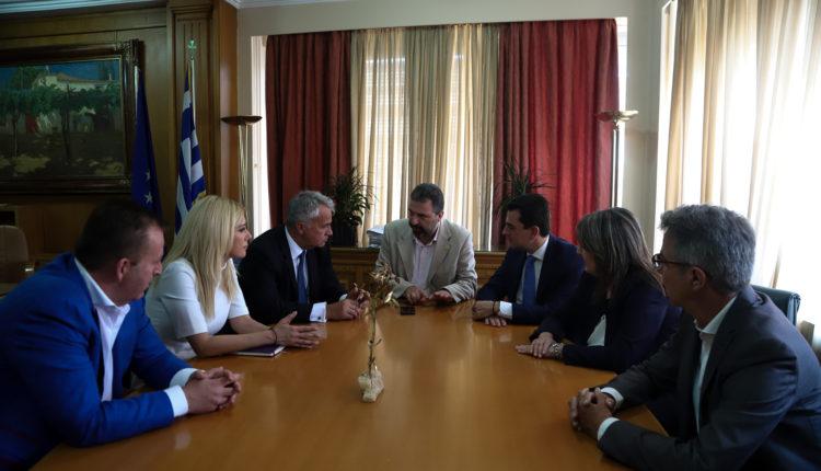 Μάκης Βορίδης: Εντολή πρωθυπουργού η διαπραγμάτευση της ΚΑΠ προς όφελος των Ελλήνων αγροτών