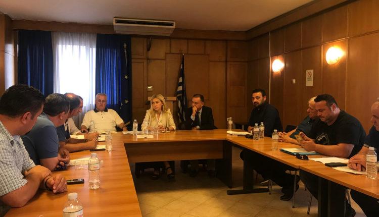 Φ. Αραμπατζή: Στόχος μας η στήριξη του εισοδήματος των Ελλήνων κτηνοτρόφων
