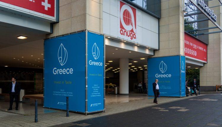 Πολυπληθής η ελληνική επιχειρηματική παρουσία στην Διεθνή Έκθεση Τροφίμων και Ποτών «Anuga 2019»