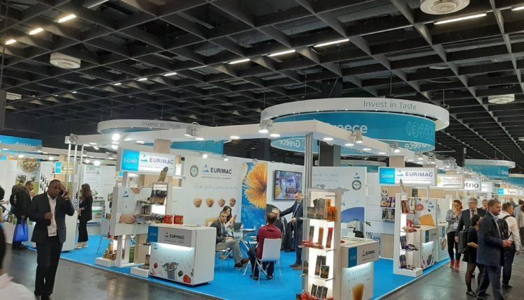 Ρεκόρ συμμετοχών Ελληνικών εξαγωγικών επιχειρήσεων στην ANUGA 2019