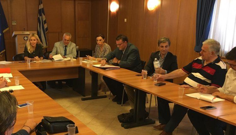 Φ. Αραμπατζή: Ενιαιοποιούνται οι βάσεις δεδομένων για την αντιμετώπιση των ελληνοποιήσεων
