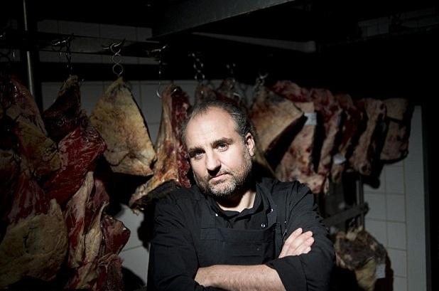 Σχολή Κρέατος: Ημερίδα με τον κορυφαίο Γάλλο κρεοπώλη Yves-Marie Le Bourdonnec
