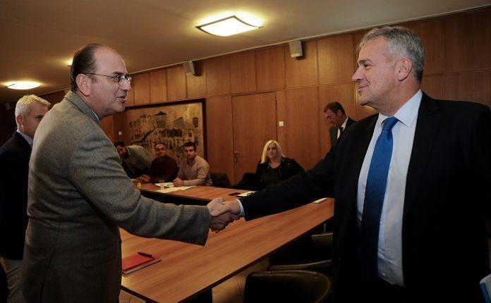 Μ. Βορίδης: Διασφάλιση αξιοπρεπών τιμών στους παραγωγούς και καταπολέμηση των παράνομων ελληνοποιήσεων