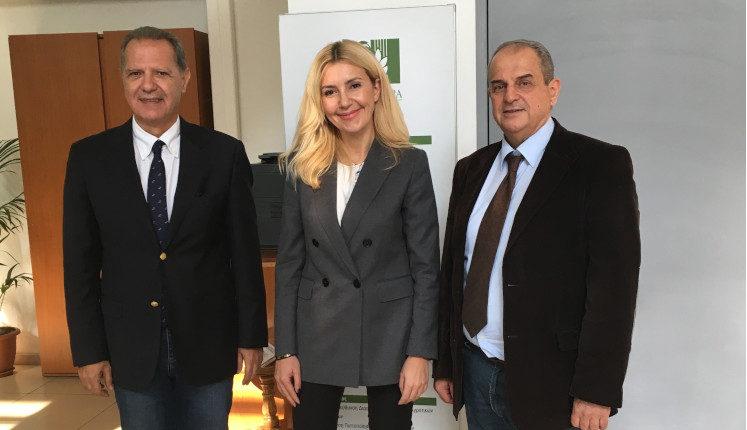 Φ. Αραμπατζή – ΕΛΓΟ-ΔΗΜΗΤΡΑ: Ελληνοποιήσεις, ενδυνάμωση ελεγκτικού μηχανισμού και εκπαίδευση νέων αγροτών