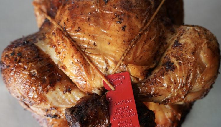 Πλαστικά ταμπελιδια σήμανσης κοτόπουλου από την ΑΛΦΑ ΔΕΛΤΑ Α.Ε.
