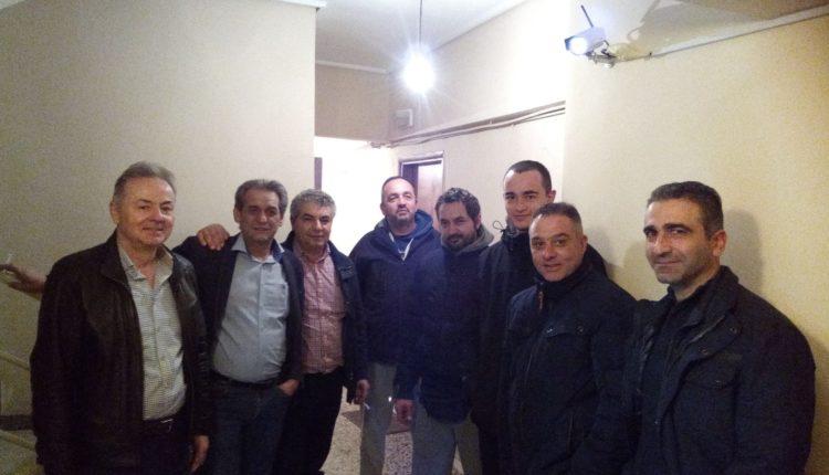 Σωματείο Κρεοπωλών Ν. Πιερίας: Επανεξελέγη στην θέση του προέδρουο Νίκος Νατσιόπουλος