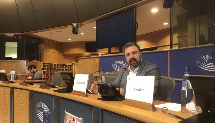 Στ. Αραχωβίτης: Οι παραδοξότητες του καπιταλισμού γεννούν τη διαρκή απορρύθμιση του εισοδήματος των Ευρωπαίων παραγωγών
