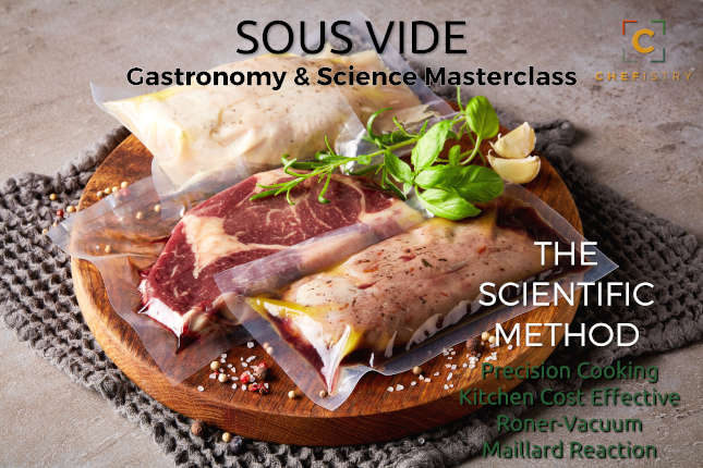 The Art and Science of Sous Vide Cooking: Ένα εργαλείο στη γαστρονομική ανάδειξη κρεάτων