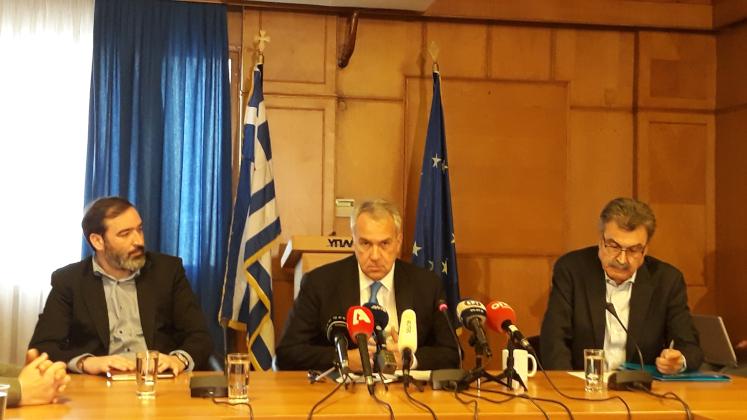 Μ. Βορίδης: Στόχος να μην υπάρξει κόστος για την ελληνική χοιροτροφία