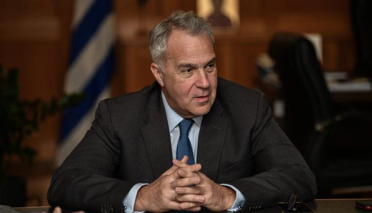 Μ. Βορίδης: «Ενισχύουμε το εισόδημα των παραγωγών αναστέλλοντας το τέλος επιτηδεύματος»