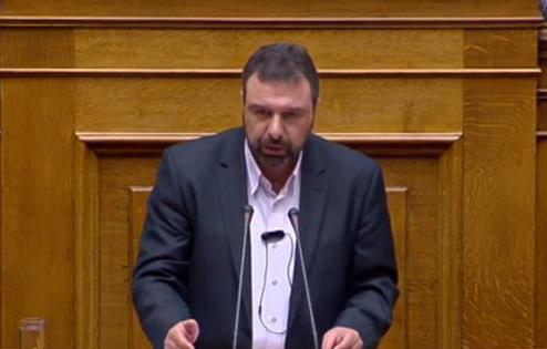 Στ. Αραχωβίτης: Διάλυση των μηχανισμών ελέγχου με το νομοσχέδιο του ΥπΑΑΤ