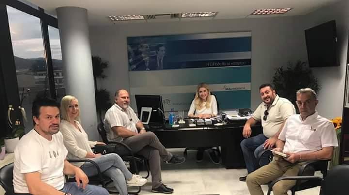 ΠΟΚΚ: Συνάντηση με την υφυπουργό Αγροτικής Ανάπτυξης στις Σέρρες