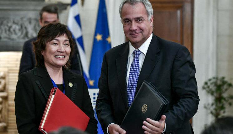 Οριστικοποιήθηκε η συμφωνία ΕΕ-Κίνας για τα προϊόντα ΠΓΕ – Μ. Βορίδης: Εξαιρετικές οι προοπτικές για τα ελληνικά ΠΟΠ