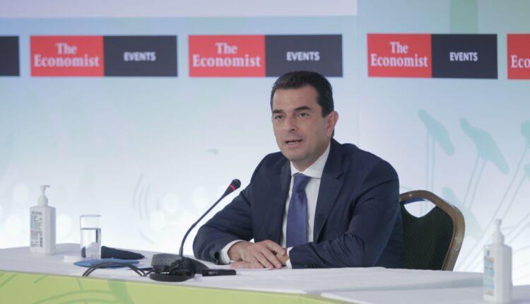 Κ. Σκρέκας: Ζητούμενο η παραγωγή ποιοτικών αγροδιατροφικών προϊόντων