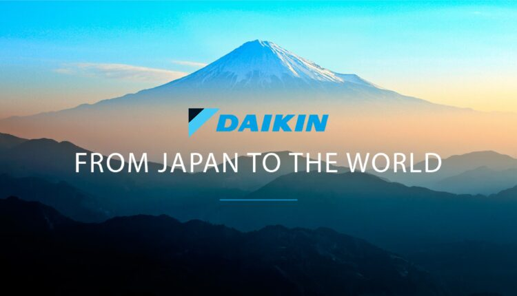 DAIKIN: Διακρίθηκε στην Ιαπωνία ως η κορυφαία εταιρεία ψηφιακού μετασχηματισμού